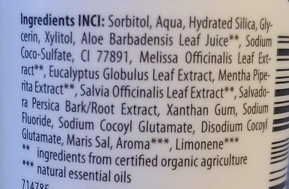Complete Care - Ingredients - de