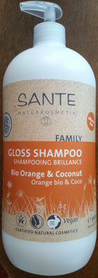 Shampooing Brillance Orange bio & Coco - Product - en