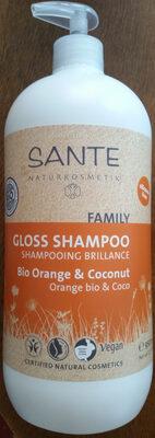 Shampooing Brillance Orange bio & Coco - Produit