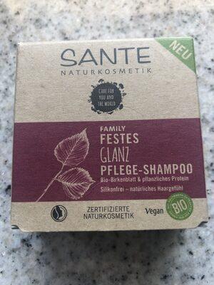 Festes Glanz Pflege-Shampoo - Product