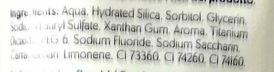 Odol med 3 - Ingredients - de