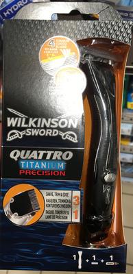 Quattro Titanium Precision - Produit