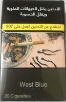 West Blue - ماركة مقلدة - Product - ar