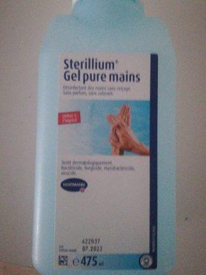Stérillium Gel Pure Mains - Ingredients