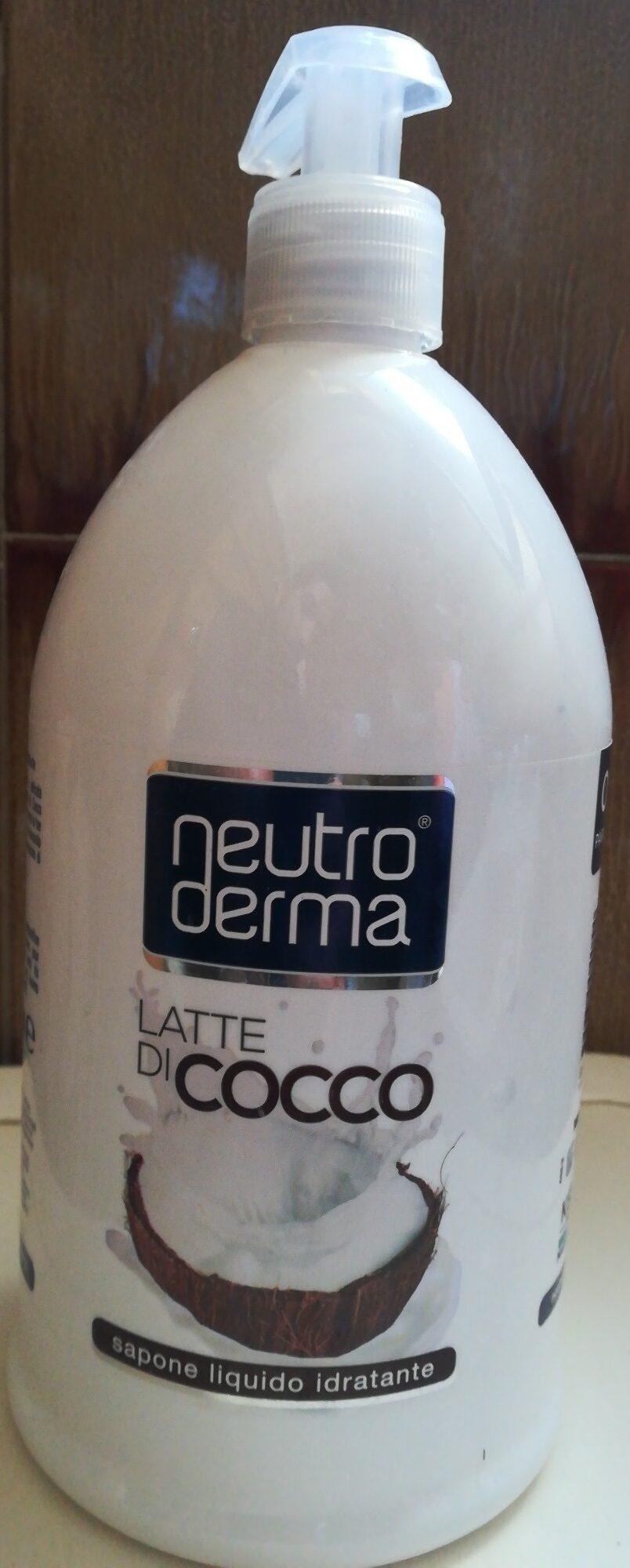 Sapone latte di cocco - Product
