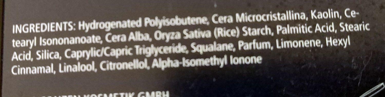 Maggots - Ingredients - en