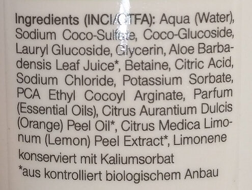 - Ingredients - nl