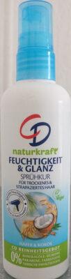 naturkraft Feuchtigkeit&Glanz - Product - de