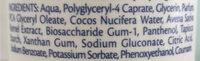 naturkraft Feuchtigkeit&Glanz - Ingredients - de