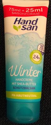 Winter Handcreme - Product - de