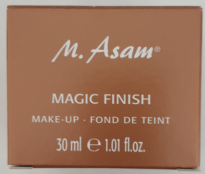 Magic Finish - Product