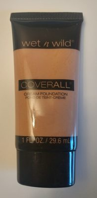 COVERALL CREAM FOUNDATION - Product - en