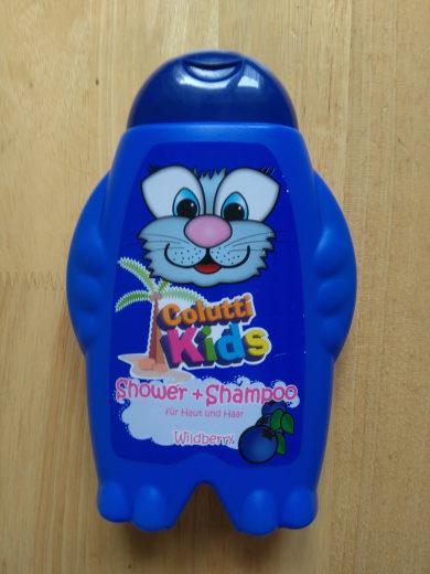 Shower + Shampoo - Produit - de