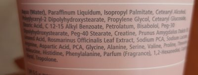 Molicare - Ingredients