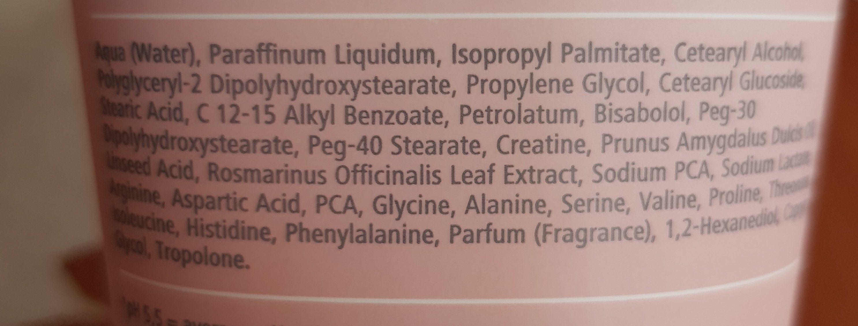 Molicare - Ingrédients