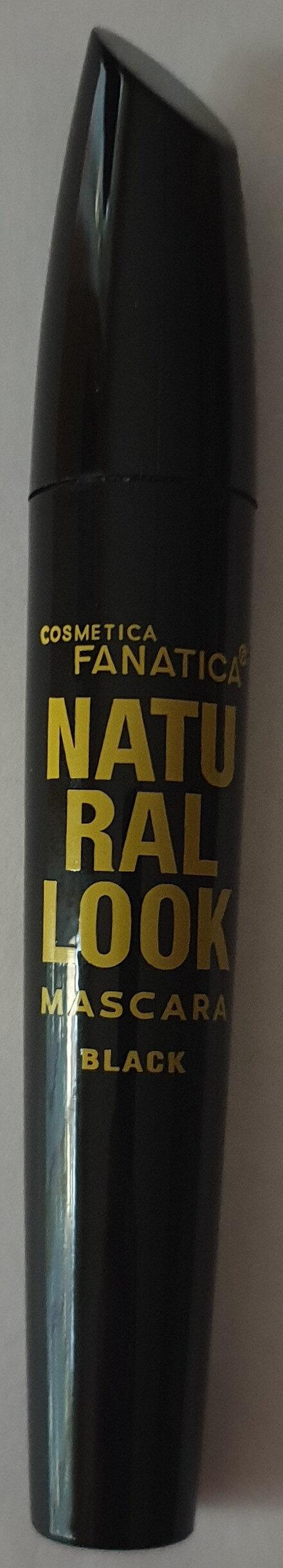 natu ral look mascara black - Product - de