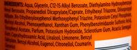 Cien Sun LSF 50 hoch - Ingredients - en