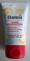 Handkonzentrat (strapazierte und rissige Hände) - Produit - de