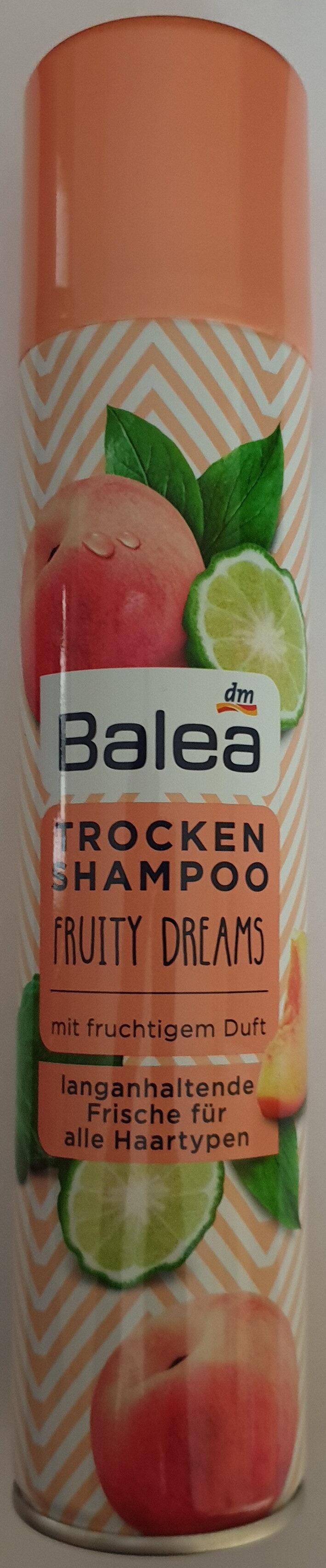 Trockenshampoo Fruity Dreams - Продукт - de