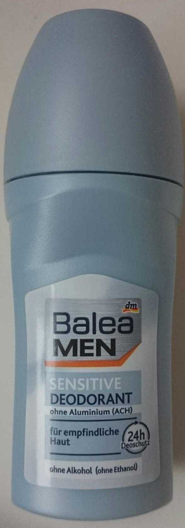 Sensitive Deodorant men - Product - de