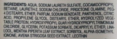 shampoo anti-schuppen (minze 3-fach-komplex) - Ingredients - de