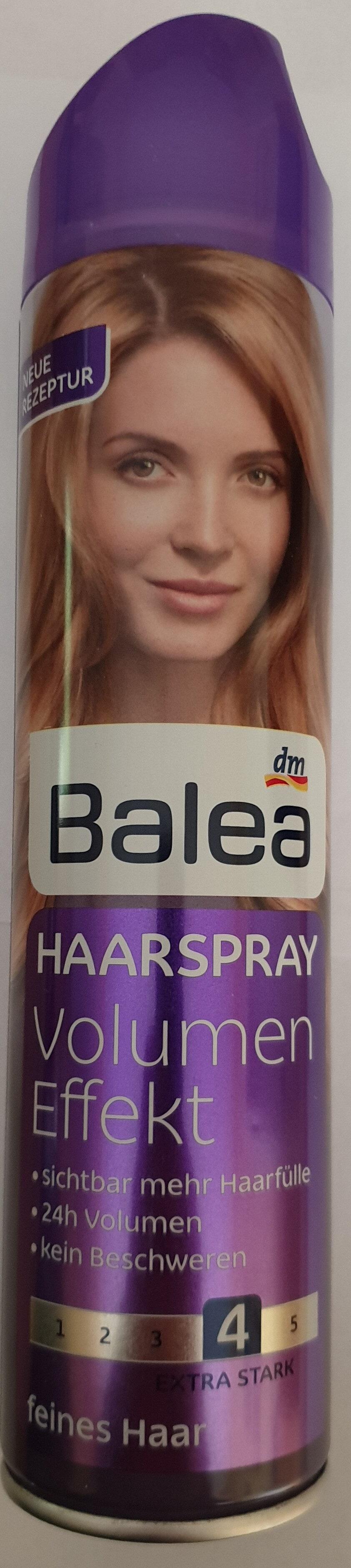 Haarspray Volumen-Effekt 4, feines Haar - Продукт - de