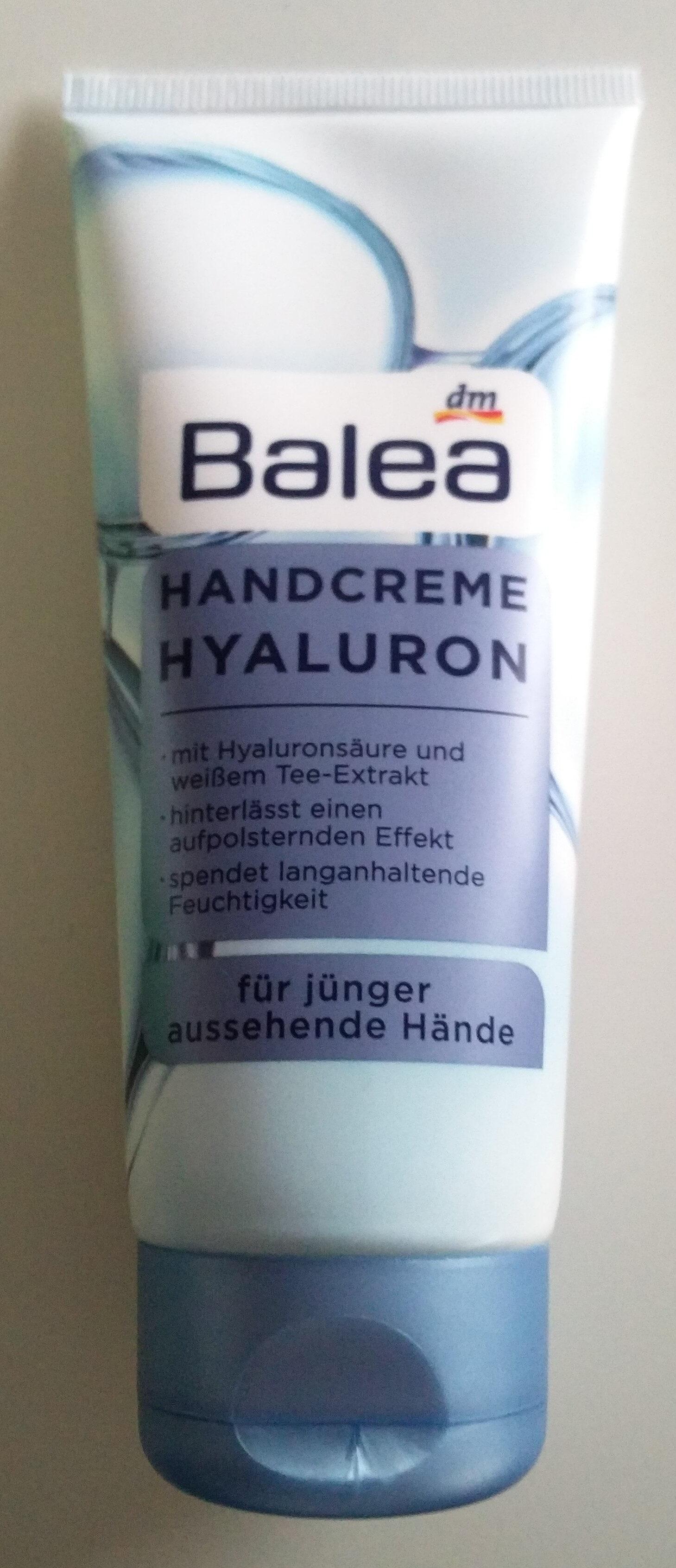 Handcreme Hyaluron - Product - de