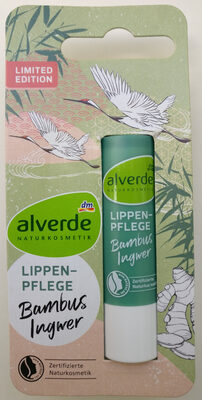 Lippenpflege Bambus Ingwer - Produit - de