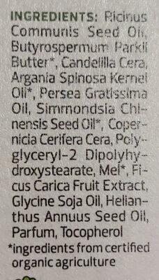 Lippen Pflege Feige & Honig - Ingredients - de