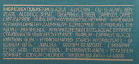 Aqua Feuchtigkeits Creme-Gel - Ingredients - de