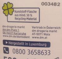 Dontodent Antibakterielle Mundhygiene - Product