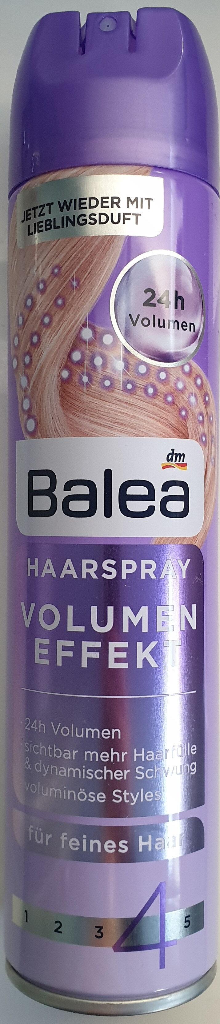 Haarspray Volumeneffekt für feines Haar 4 - Produit - de