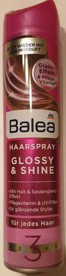 Haarspray glossy & shine für jedes Haar 3 - Produit - de
