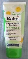 Hand & Nagel Balsam Kamille - Produit - de