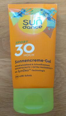 Sonnencreme-Gel Sport - Produit - de
