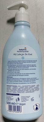 Kopf bis Fuß Waschgel sensitive - Product - en