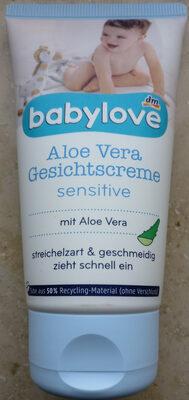 Aloe Vera Gesichtscreme - Produit - de