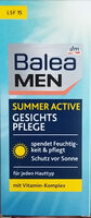 Summer Active Gesichtspflege - Product - de