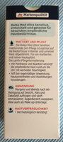 Ultra Sensitive mattierende 24h-Pflege (für unreine Haut) - Product - en