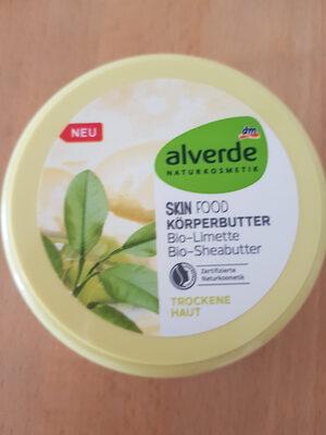 Skin Food Körperbutter - Produit - de