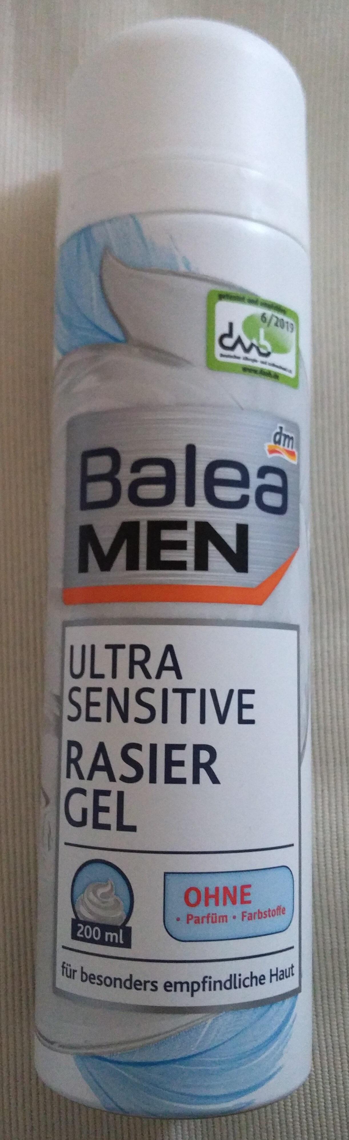 Ultra Sensitive Rasiergel - Produit - de