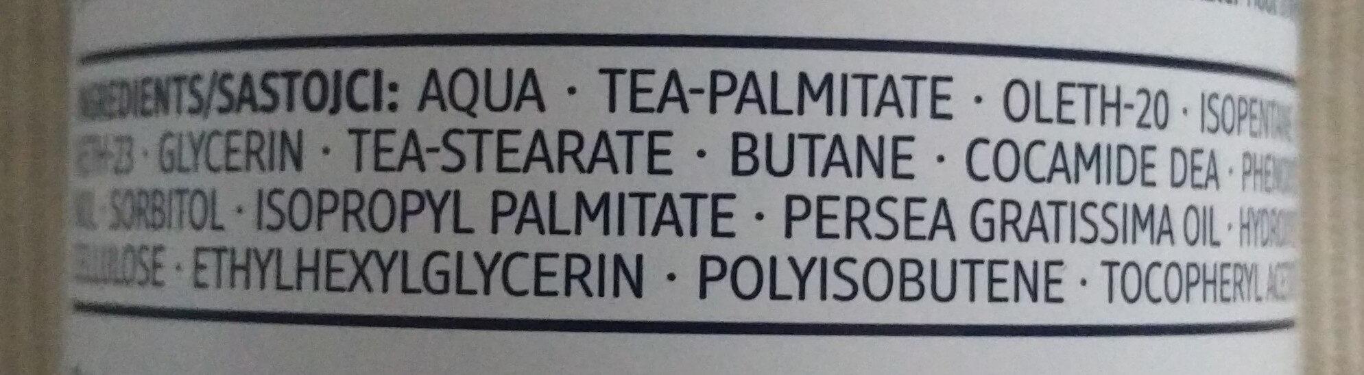 Ultra Sensitive Rasiergel - Ingrédients - de