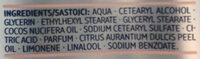 Aroma Handcreme - Ingredients - de