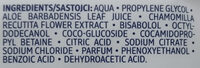 Feuchte Waschlappen - Ingredients - de