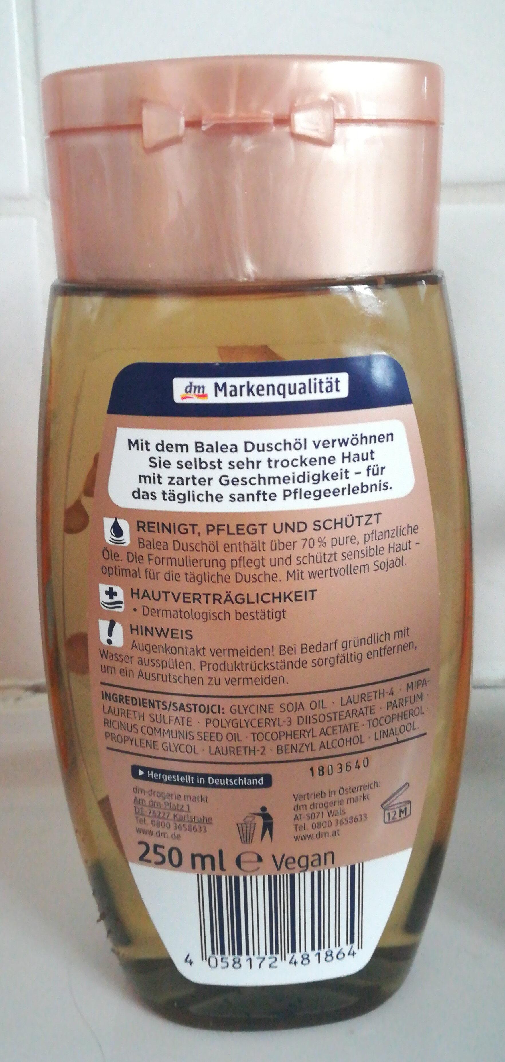 Duschöl - Product - en