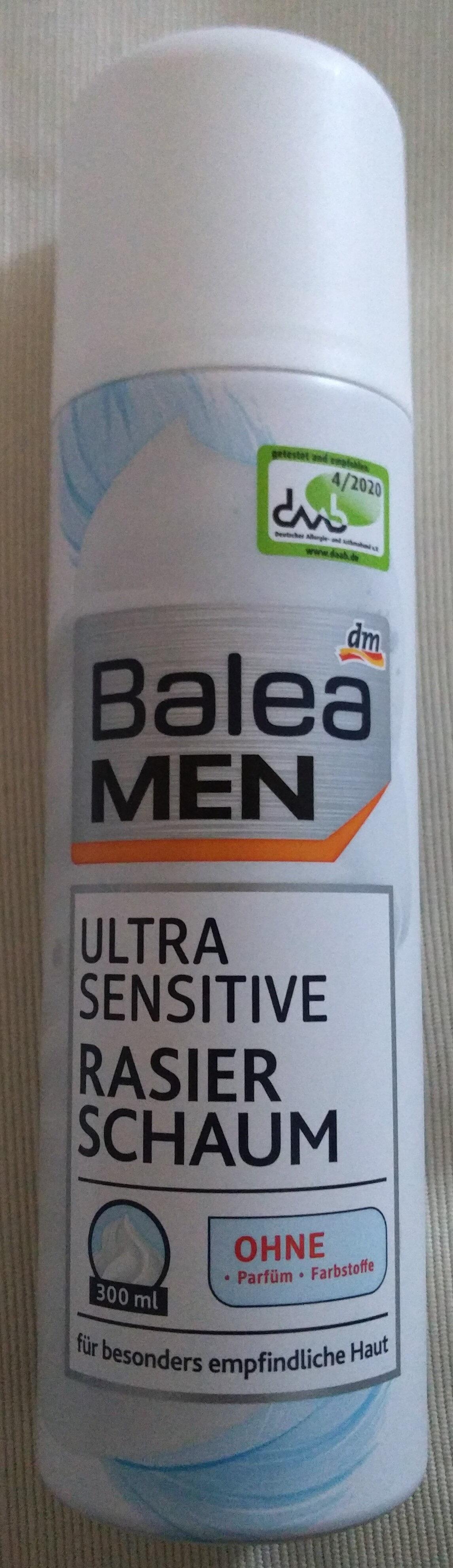 Ultra Sensitive Rasierschaum - Продукт - de