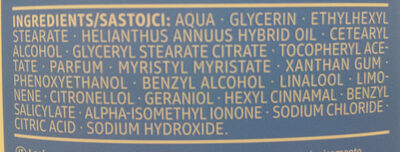 Leichte Body Lotion - Ingredients - de