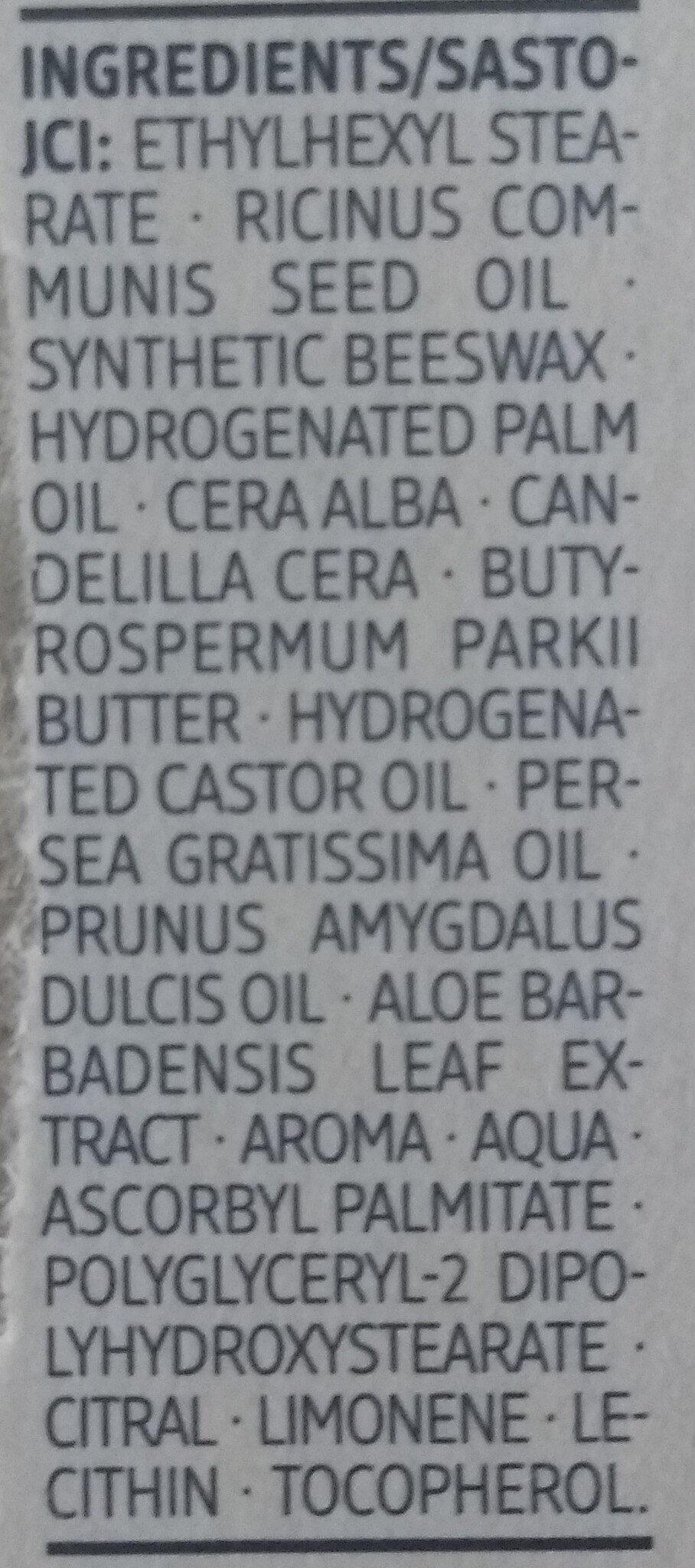 Balea Lippenpflege sensitive - Ingredients - de