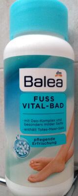 Fuss Vital-Bad - Product - de