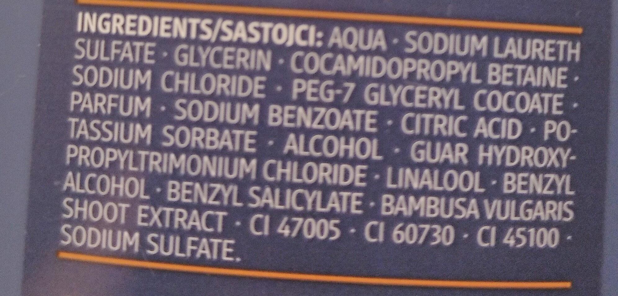 3 in 1 Durchgel - Ingredients - de